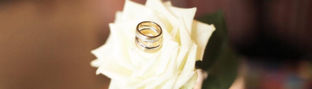 Bruiloft ring